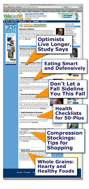 Health newsletter
